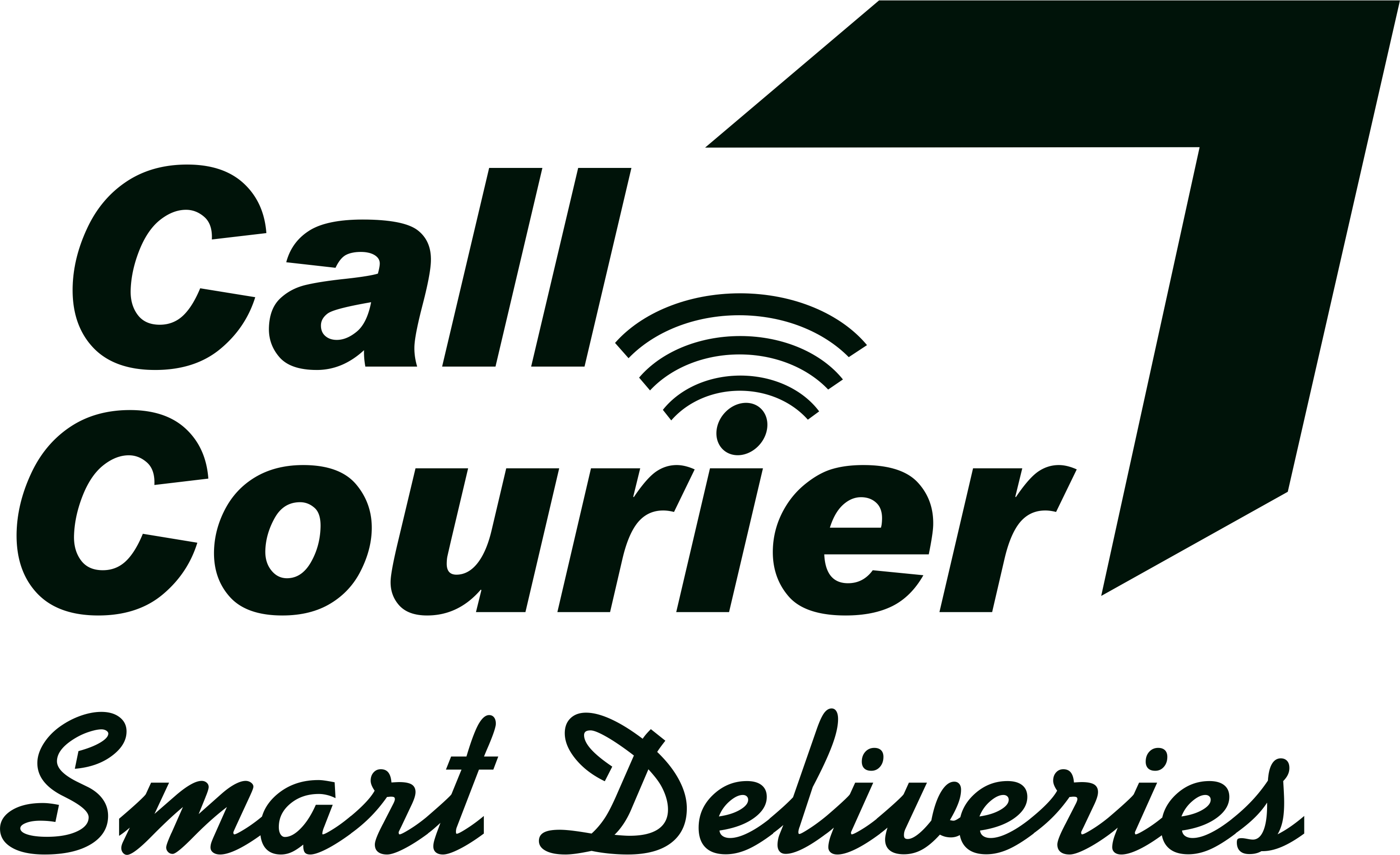 Call Courier Logo